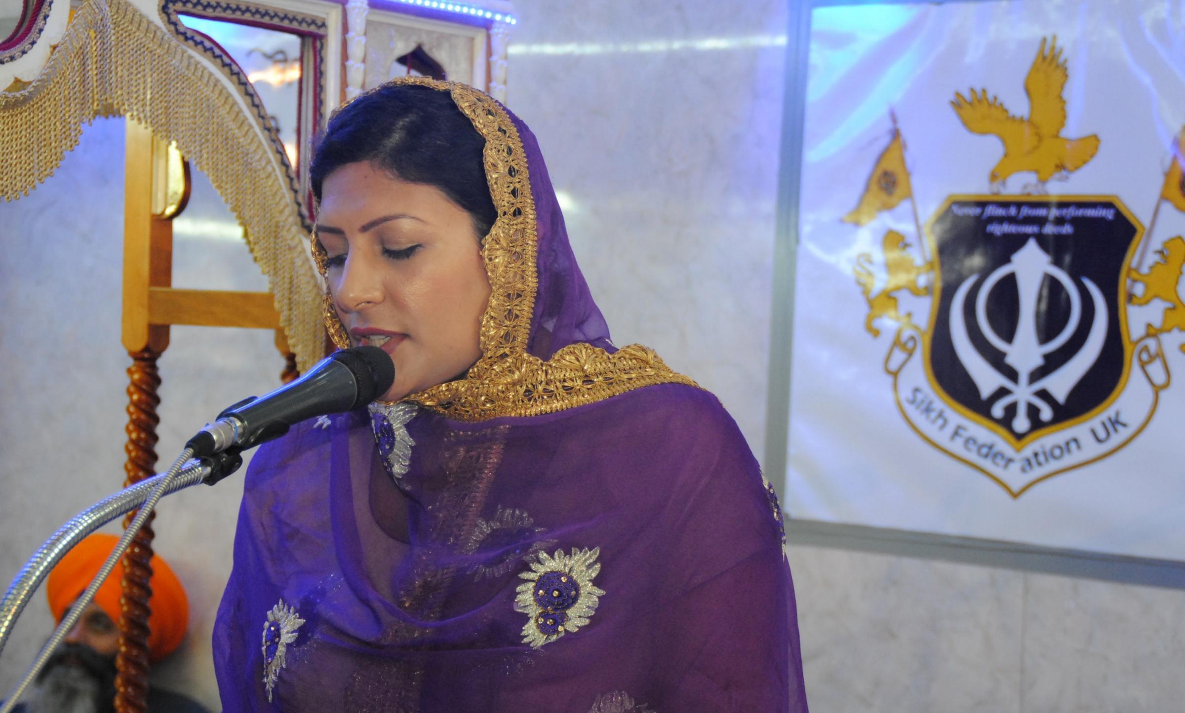 Preet Kaur Gill