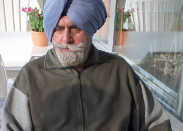 KPS Gill IHF President