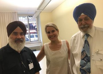 Dal Khalsa briefs Swiss government