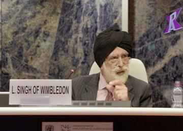 Indarjit Singh Religious Terrorism