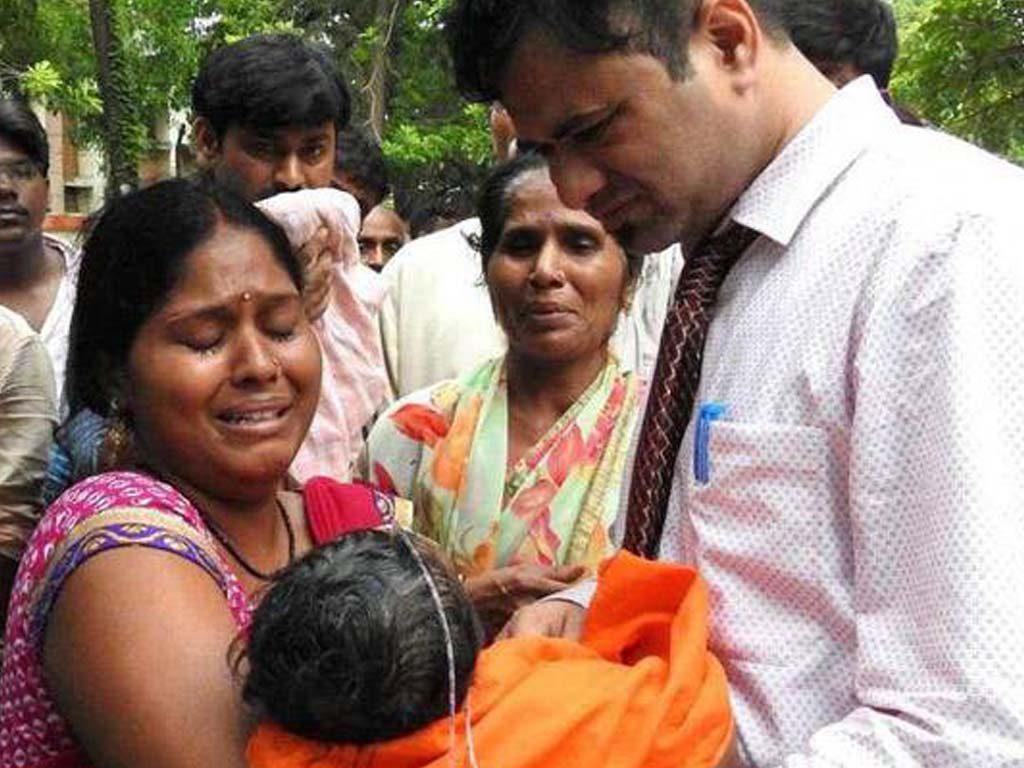 Gorakhpur babies tragedy