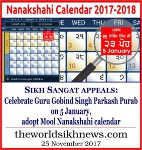 Nanakshahi Calendar