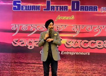 Suneet Singh at SOS