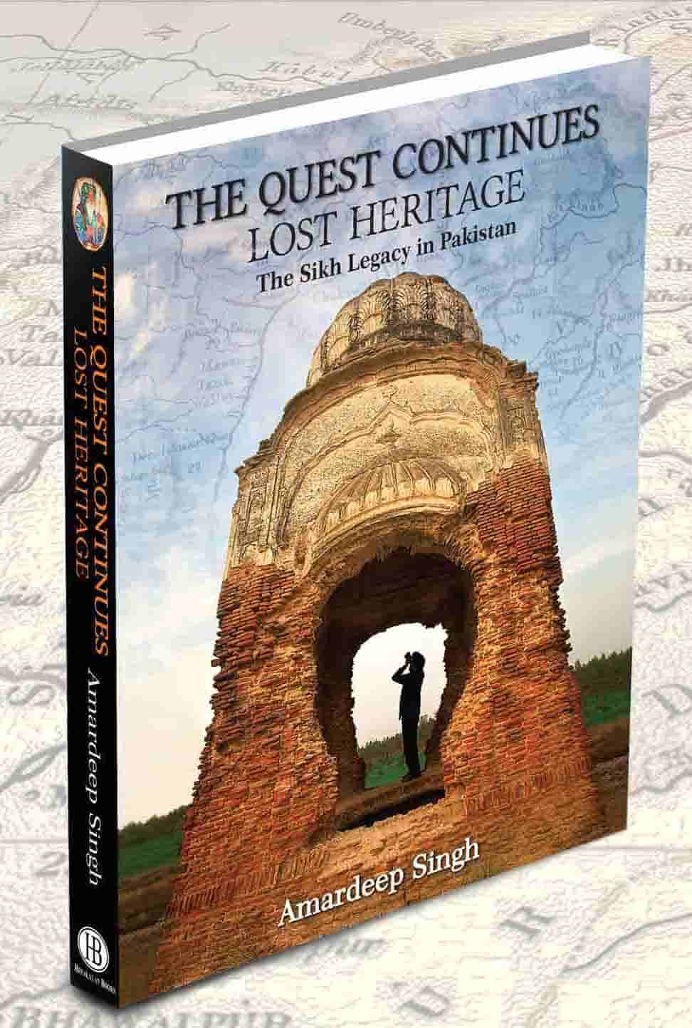 The Quest Continues Lost Heritage