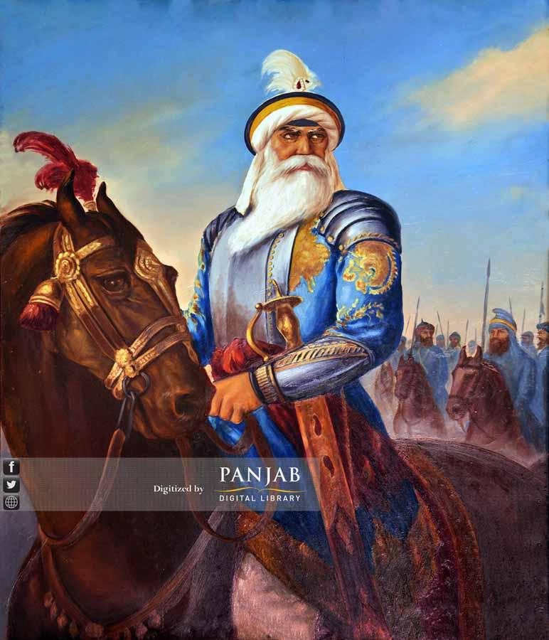 Sultan-ul-Qaum Jassa Singh Ahluvalia -Sikh Nation's Sovereign