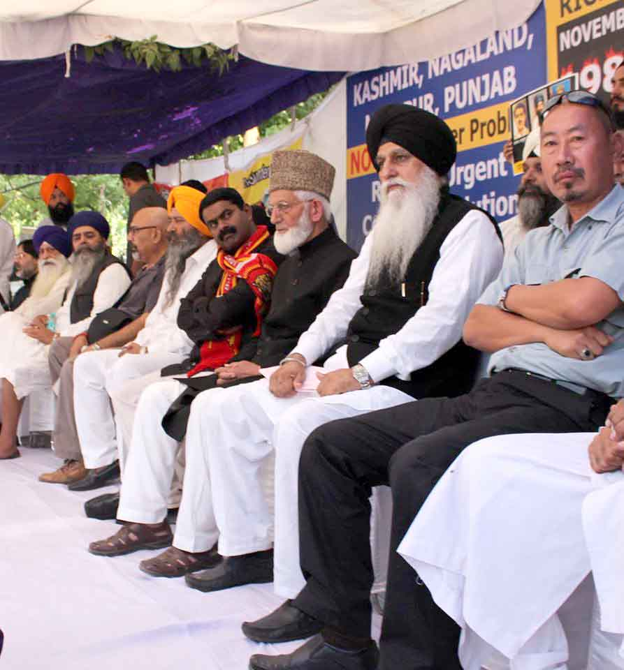 Dal Khalsa's forty-year struggle for Sikh sovereignty